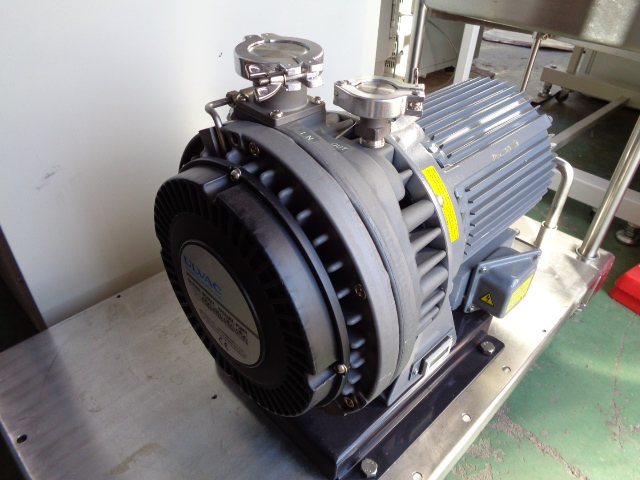 スクロールポンプ・アルバック・DIS-500・M200414A05