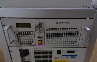 レーザービーム装置、Spectra-Physics、MaiTai