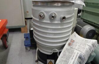 油拡散ポンプ・ライボルト・DIP3000・M200714A17