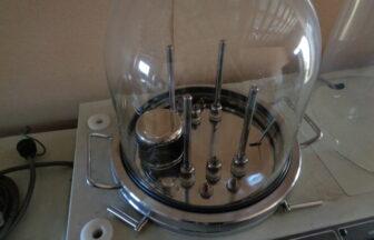 真空蒸着機、日本電子(JEOL)、JEE-400