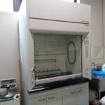 酸アルカリドラフトチャンバー・M200709A04・エース技研・ACV-200