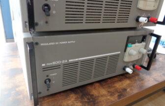 高信頼性電源(CVCC)・菊水電子工業・PAN600-2A(M201222A01)