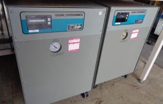 ヘリウムコンプレッサー(クライオコンプレッサー)・アルバック・C30V(M210108)