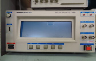 PHOTON COUNTER・浜松ホトニクス・C5410(M210320A01)