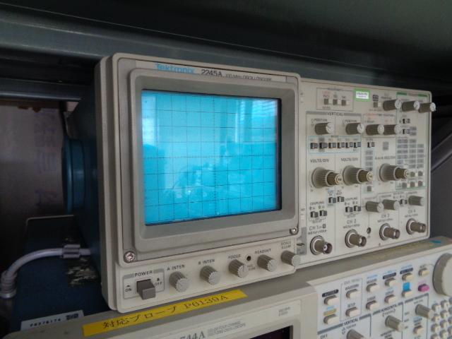 オシロスコープ・テクトロニクス・2245A(M210320A08)