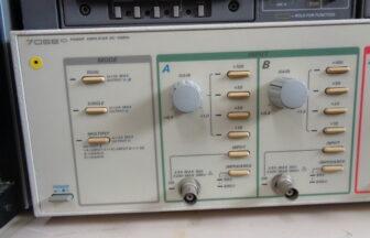 電力増幅器(Power Amplifier)・横河電機・705810(M201103A01)