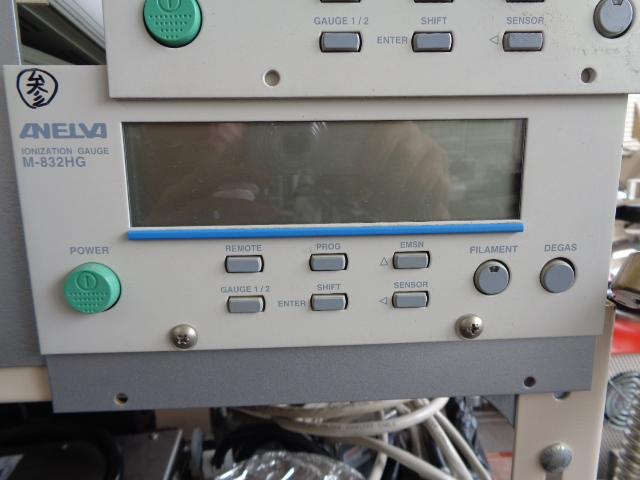 電離真空計(イオンゲージ)・アネルバ・M-832HG(M210108A37)