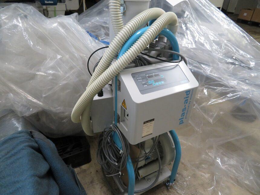 樹脂吸引輸送装置・松井製作所・JL4-5VC-J