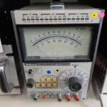電子電圧計・雑音電圧測定器・VP-9680A・ナショナル