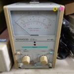 電子電圧計・VT185・ケンウッド