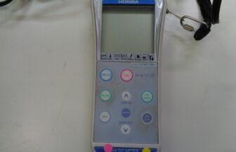 phメーター(水質計)・HORIBA・D-55