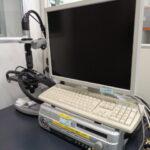 デジタルマイクロスコープ・キーエンス・VHX-100F(M210108A17)
