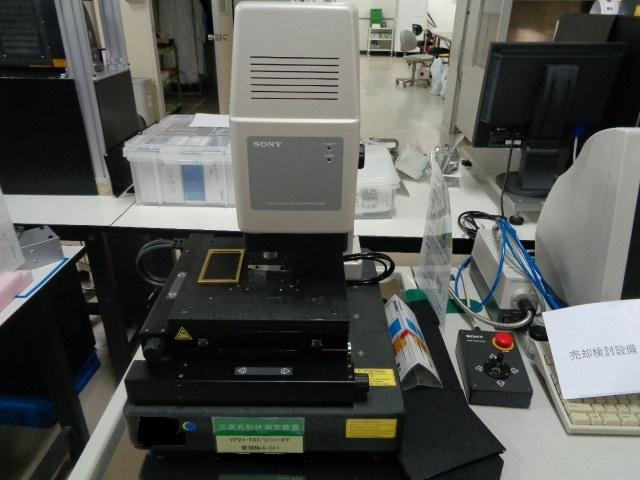 非接触形状測定装置・ソニープレシジョン・YP21-T07