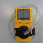 ポータブルガス検知器・ハネウェル(Honeywell)・GasAlert MicroClip XL