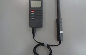 デジタル温湿度計、露点計・佐藤商事(Lutron)・HT-305