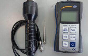 振動計・PCE Instruments・VT 2700