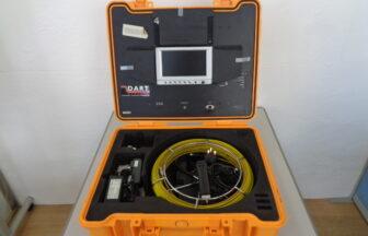 中古、Drain Camera System(排水管カメラシステム)、Dart Systems