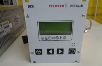 ディスプレイコントロールユニット(Display Control Unit)、ターボポンプコントローラー、Pfeiffer、DCU300