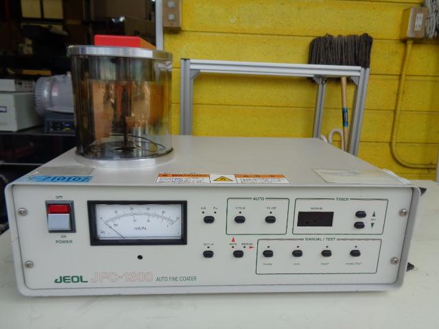 オートファインコーター(AUTO FINE COATER)・日本電子(JEOL)・JFC-1300
