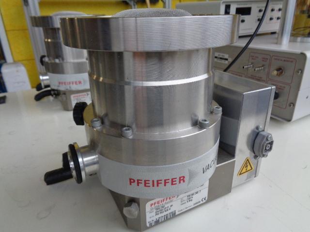 ターボ分子ポンプ・ファイファー(PFEIFFER)・TMU261